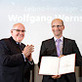 Foto der Preisverleihung, photo of the award