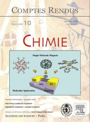 Cover of Chimie